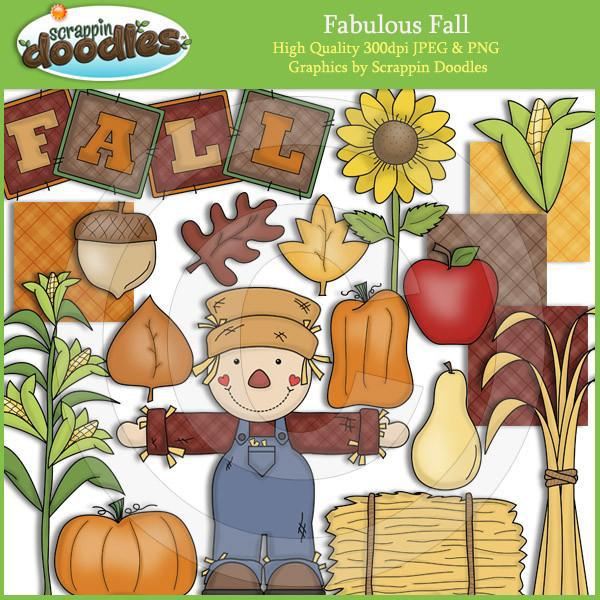 Fabulous Fall Clip Art Download