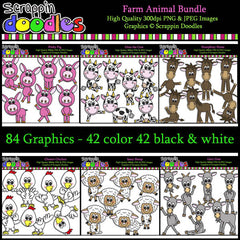 Farm Animal Bundle