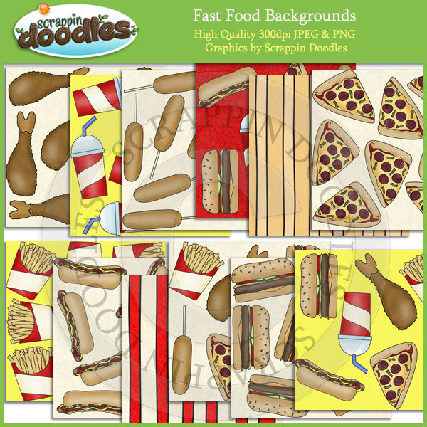 Fast Food Backgrounds Download