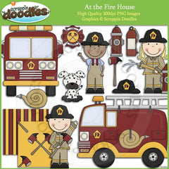 Firehouse Clip Art Download