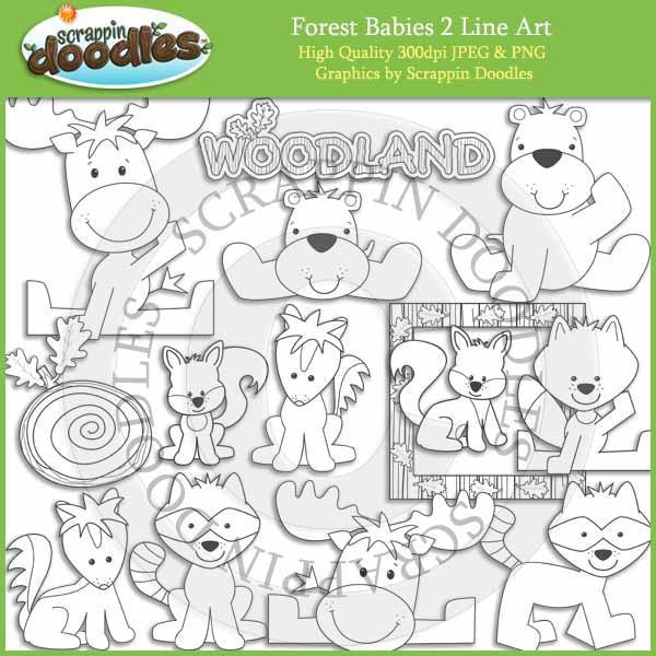 Forest Babies 2