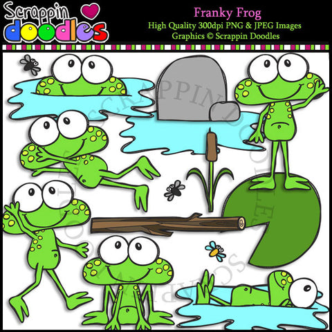 Franky Frog