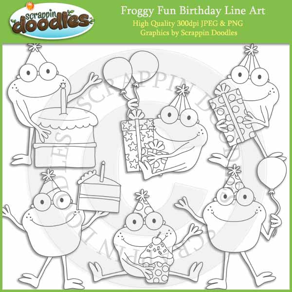 Froggy Fun Birthday