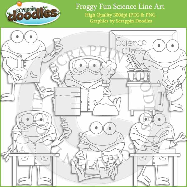 Froggy Fun Science