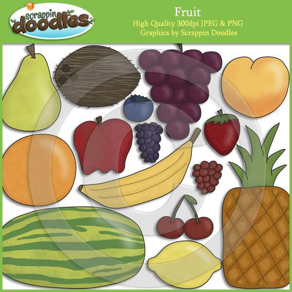 Fruit Clip Art Download