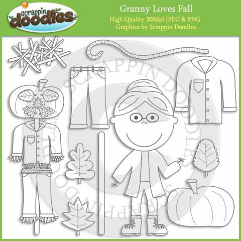 Granny Loves Fall