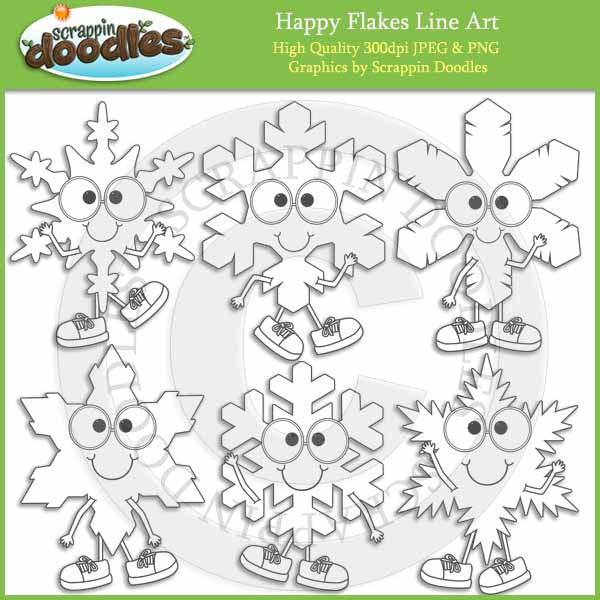 Happy Flakes