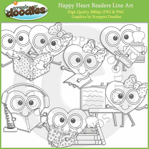 Happy Heart Readers