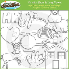 H - Short and Long Vowel