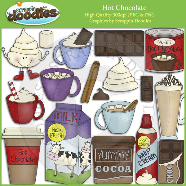 Hot Chocolate Clip Art Download