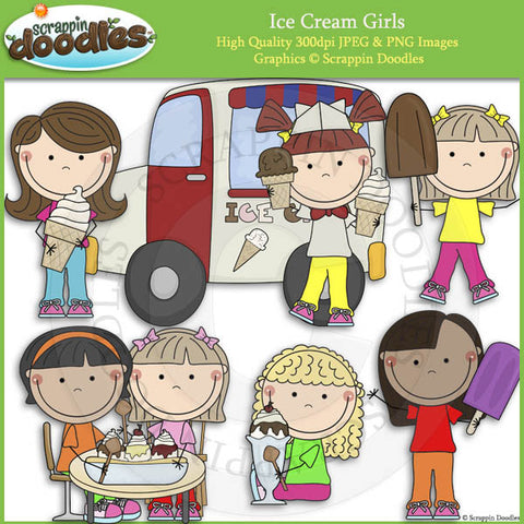 Ice Cream Boys & Girls