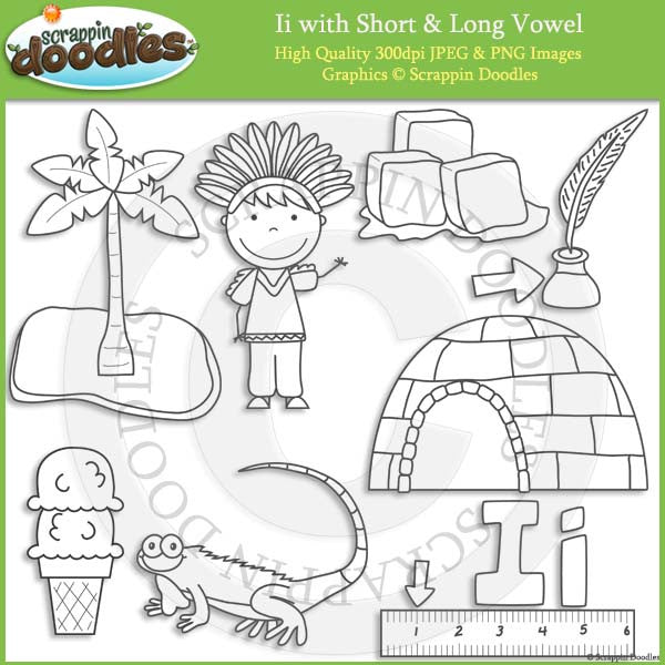 I - Short and Long Vowel