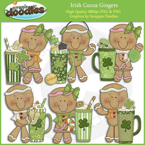 Irish Cocoa Gingers Download