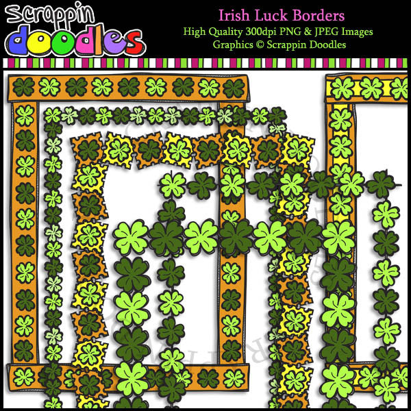 Irish Luck Bundle