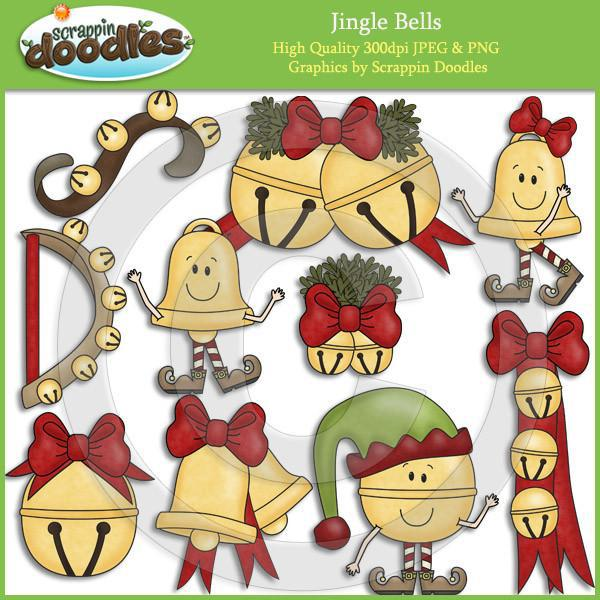Jingle Bells Clip Art Download