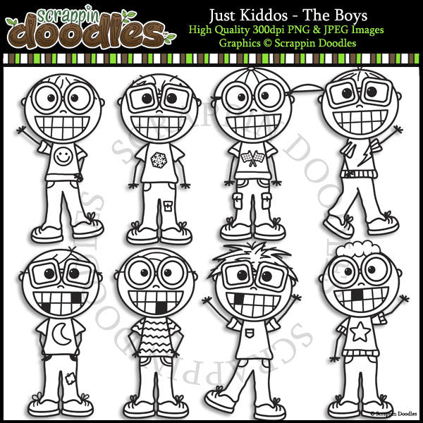Just Kiddos - The Boys
