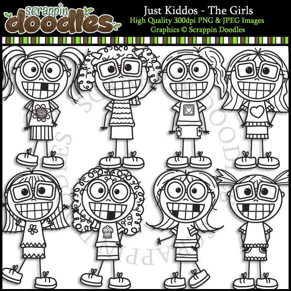 Just Kiddos - The Girls
