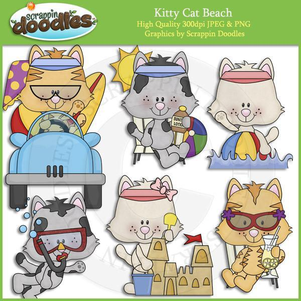 Kitty Cat Beach Download