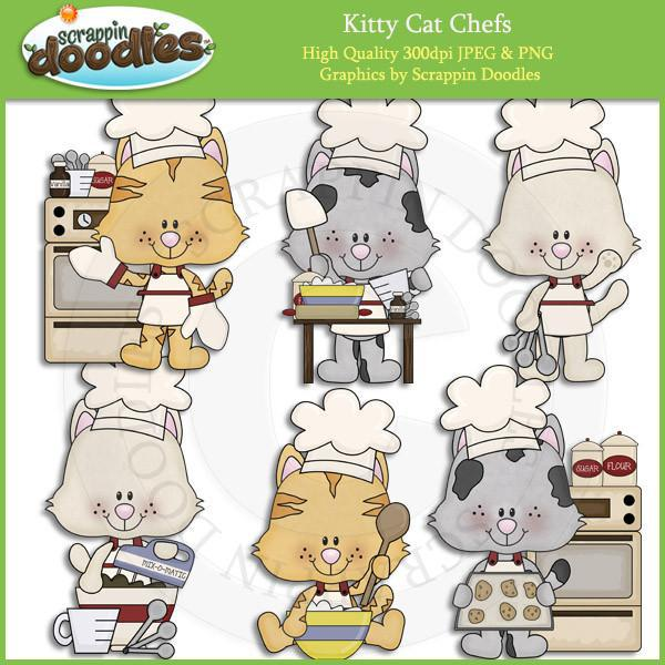 Kitty Cat Chefs Download