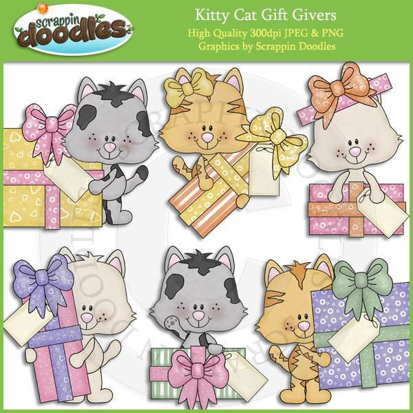 Kitty Cat Gift Givers Download