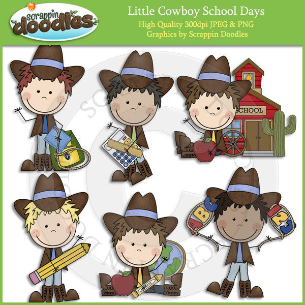 Little Cowgirl & Cowboy School