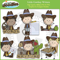 Little Cowgirl & Cowboy Writers