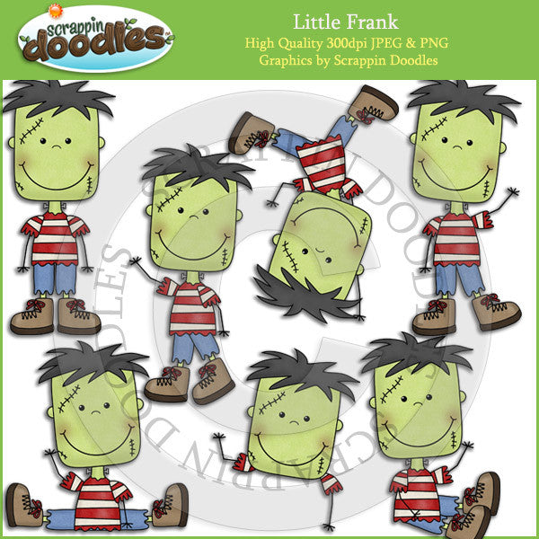 Little Frank Clip Art Download
