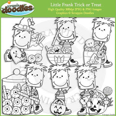 Little Frank Trick or Treat