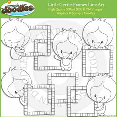 Little Gertie Frames