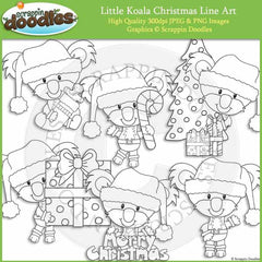 Little Koala Christmas