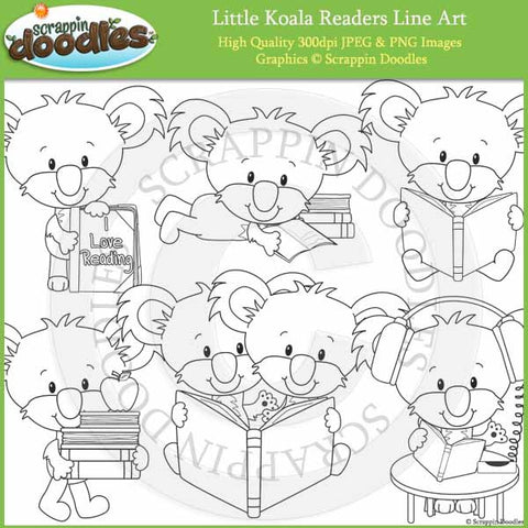 Little Koala Readers