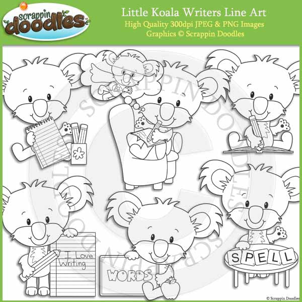 Little Koala Writers
