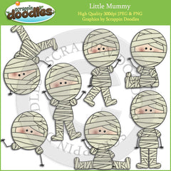 Little Mummy Clip Art Download