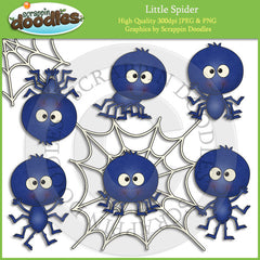 Little Spider Clip Art Download