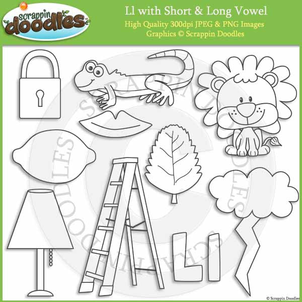 L- Short and Long Vowel