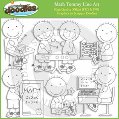 Math Susie & Tommy