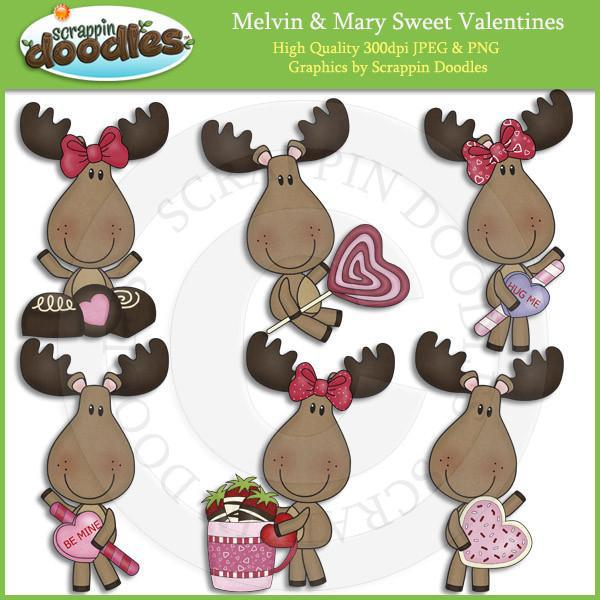 Melvin & Mary Sweet Valentines Download