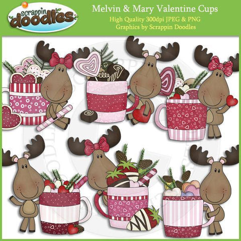 Melvin & Mary Valentine Cups Download