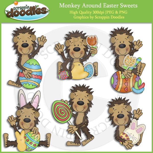 Monkey Around Easter Sweets Download