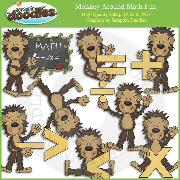 Monkey Around Math Fun Download