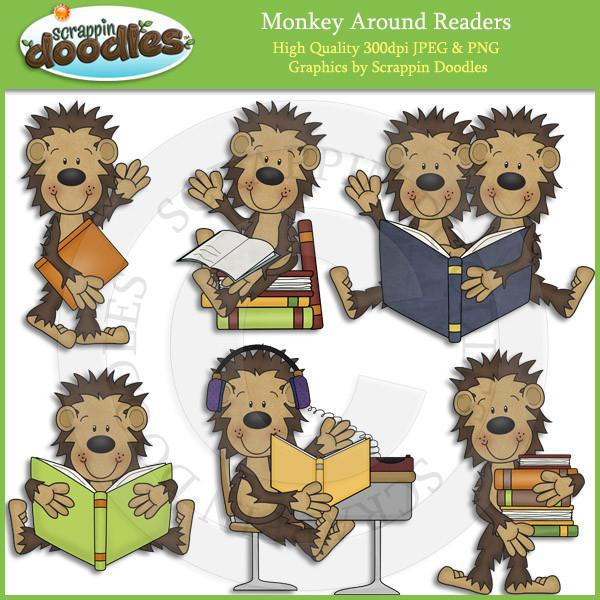 Monkey Around Readers Download