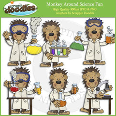 Monkey Around Science Fun Download