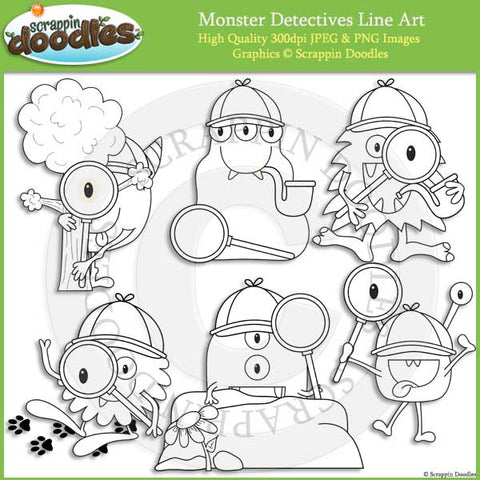 Monster Detectives