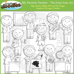 My Favorite Teacher - The Guys