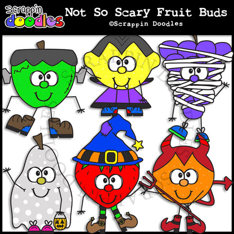 Not So Scary Fruit Buds