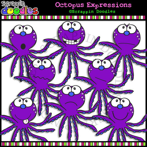 Octopus Faces