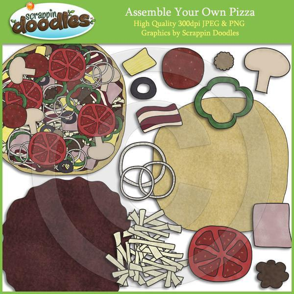 Assemble Your Own Pizza Download