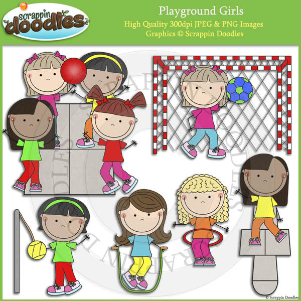 Playground Boys & Girls