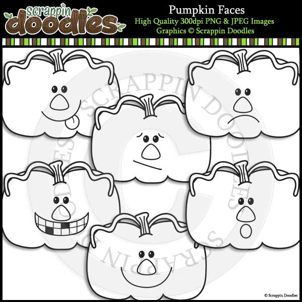 Pumpkin Faces