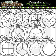 Pumpkin Spinners